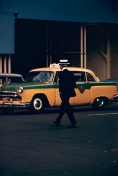 Man in Straw Hat - 1955
