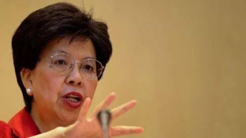 Margaret Chan, directrice générale de l'OMS (AFP)