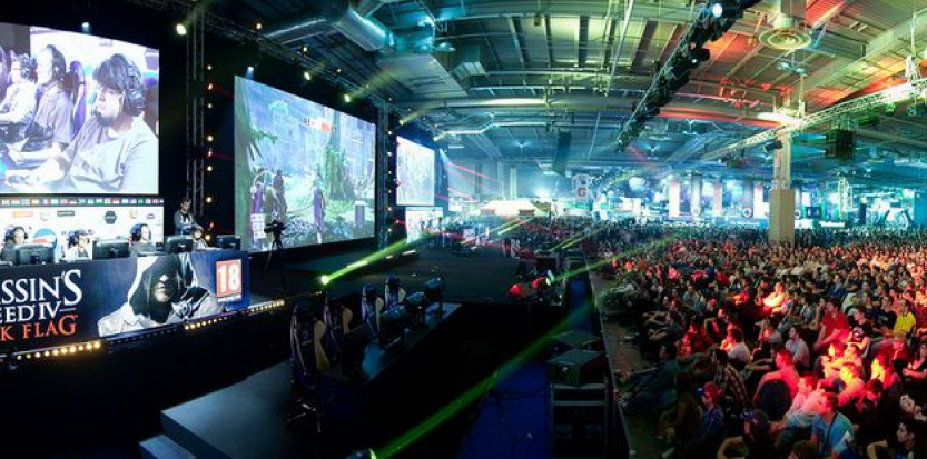 ESWC eSport Oxent (c) Oxent