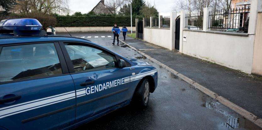 Des gendarmes en action. NICOLAS MESSYASZ/SIPA