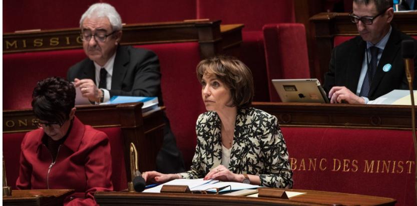 Les débats sur la fin de vie ont animé l'hémicycle ces deux derniers jours. Ici la ministre de la Santé, Marisol Touraine. WITT/SIPA