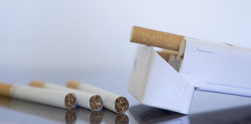 """Le prix """"socialement responsable"""" d'un paquet de cigarettes ? Près du double du prix actuel... (c) Sipa"""