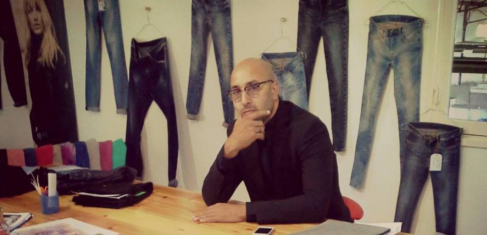 """Pour un prix de vente oscillant entre 120 euros à 250 euros pour les modèles plus luxueux vendus en boutique, il assure proposer un pantalon digne """"des plus grandes marques de haute couture"""". DR"""