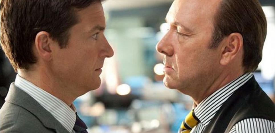 """Image tirée du film """"Comment tuer son boss"""", avec Kevin Spacey et Jason Bateman. (Capture d'écran)"""