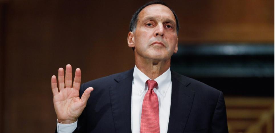 Plus de six ans et demi après la faillite de Lehman Brothers, son patron de l'époque, Richard Fuld Jr, continue d'affirmer sans se repentir que sa banque n'était pas aux abois. (C) AFP