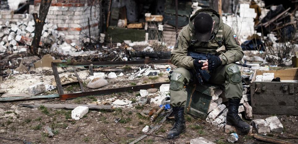 Nouvelle Russie : le rêve interrompu de Poutine
