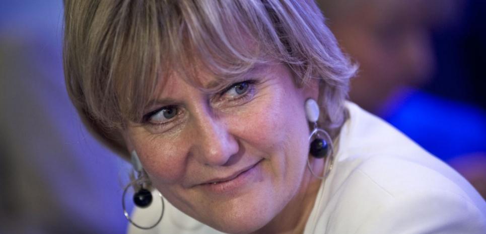Nadine Morano, le 24 avril 2014. (NICOLAS MESSYASZ/SIPA)