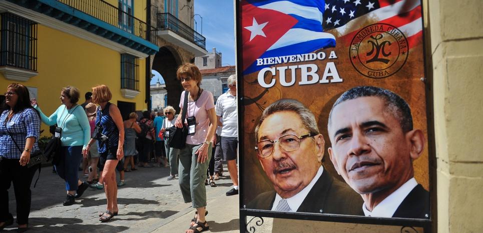 Barack Obama à Cuba : le pari historique du président américain