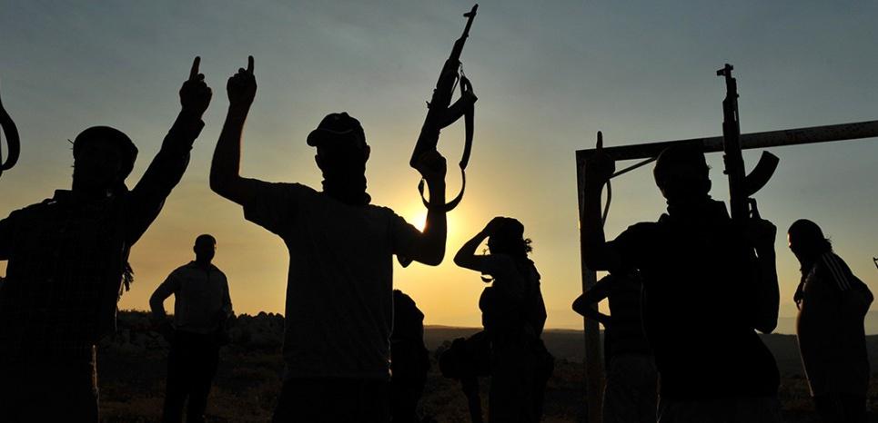 Les légions étrangères de l'Etat islamique