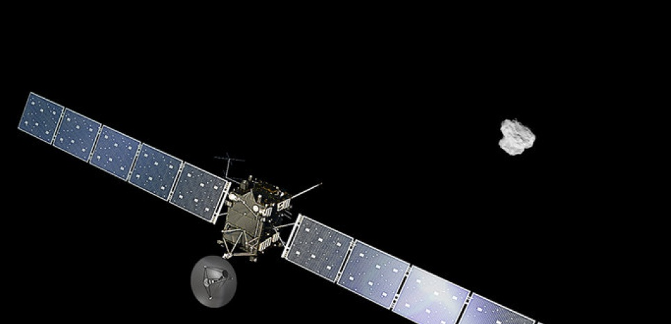 """""""Briques de la vie"""" sur Tchouri : existons-nous grâce aux comètes ?"""