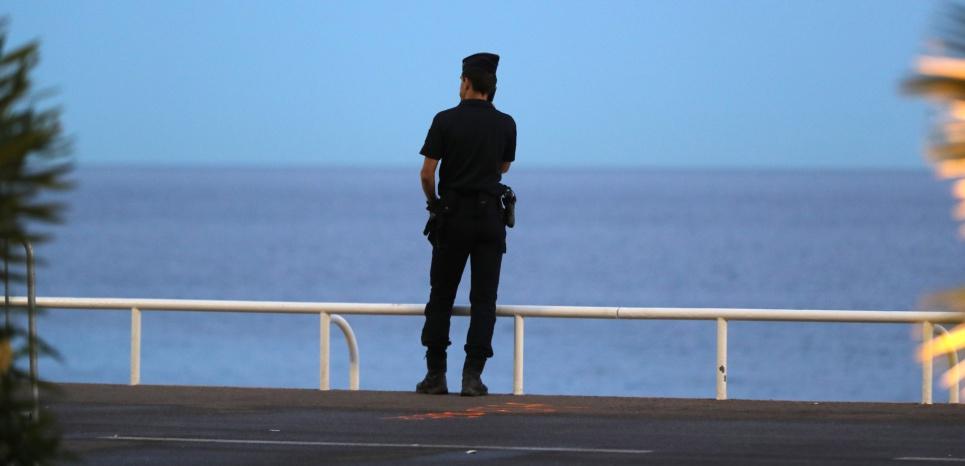 NICE. La police nationale sécurisait-elle la Promenade des Anglais ?