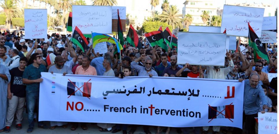 Libye : les limites de l'intervention occidentale contre Daech