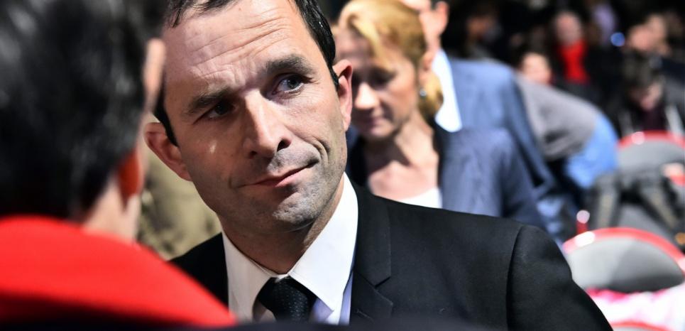 """Benoît Hamon : """"Oui, je suis candidat"""" à la présidentielle"""