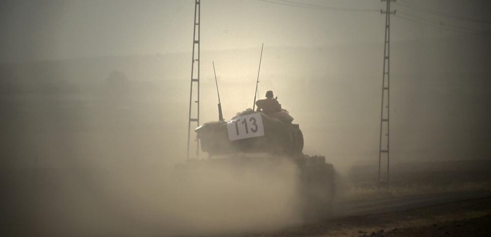 """Etat islamique : après l'intervention turque, """"la chute de Mossoul et Raqqa se dessine"""""""