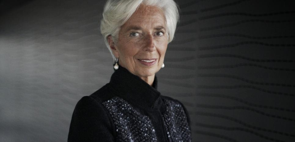 """Christine Lagarde : """"Nous devons nous atteler à la lutte contre les inégalités"""""""