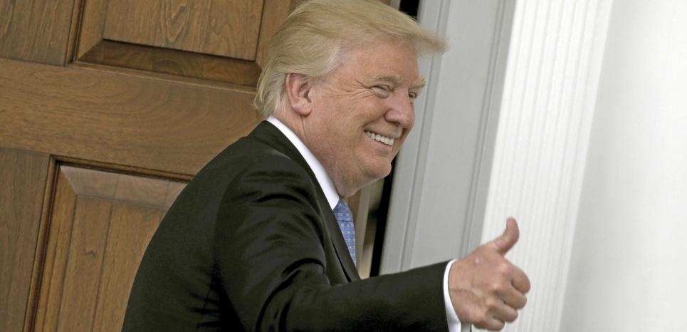 """Un """"Goldman boy"""", un complotiste... L'équipe de Trump fait déjà froid dans le dos"""