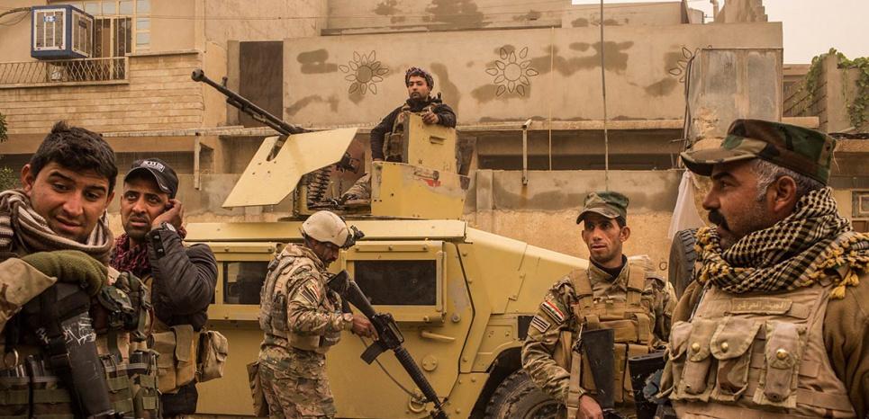 """IRAK. """"Il n'y a pas de vraie stratégie pour libérer Mossoul"""""""