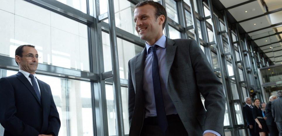Emmanuel Macron accusé d'avoir utilisé les fonds de Bercy pour lancer En Marche !