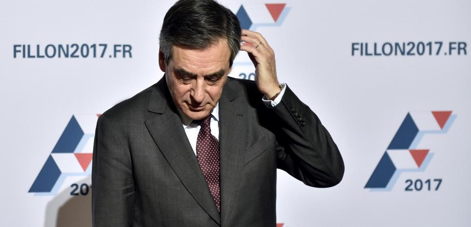 Sondage : Fillon distancé par Le Pen et Macron au premier tour
