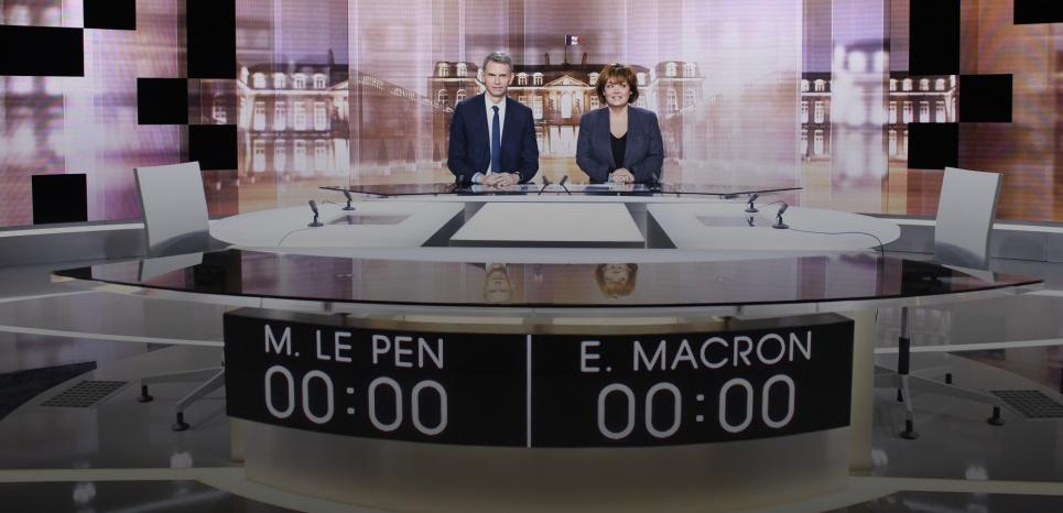 Le Pen face à Macron : 5 raisons pour lesquelles le débat peut déraper