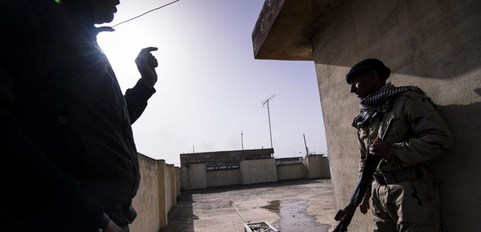 L'armée française soupçonnée de sous-traiter l'élimination de ses djihadistes en Irak