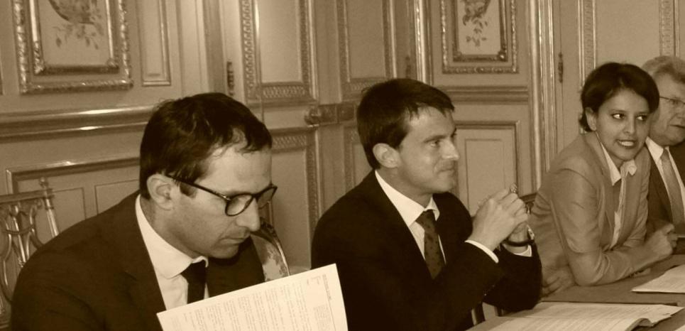 Valls, NKM, Hamon, Vallaud-Belkacem… Des vedettes d'hier ringardisées par les yéyés de Macron !