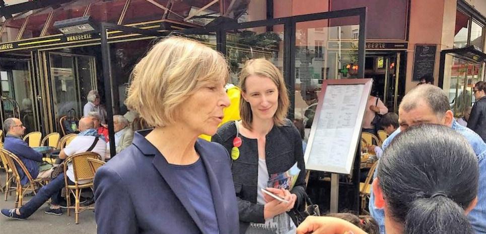 Législatives 2017 : à Paris, la ministre Marielle de Sarnez joue sa survie politique