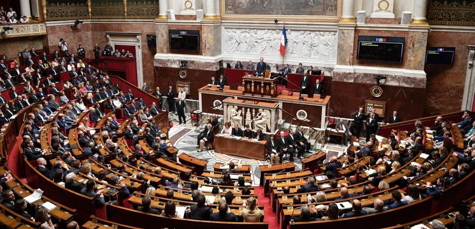 Deuxième jour à l'Assemblée nationale : le psychodrame