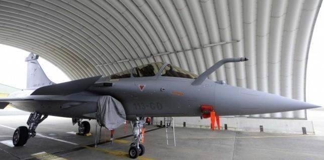 L'Inde va équiper son armée de l'air du Rafale de Dassault, l'avion de chasse qui jusqu'à maintenant n'équipait que l'armée française. (SIPA)