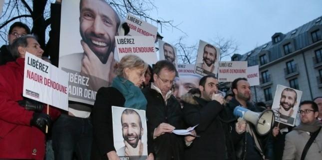 L'ambassadeur d'Irak en France est convoqué, jeudi 7 février pour évoquer le sort de Nadir Dendoune, journaliste française emprisonné à Bagdad. (JACQUES DEMARTHON / AFP)