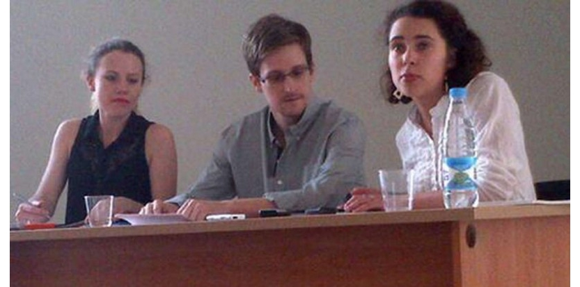 Edward Snowden, l'homme qui a révélé l'existence de Xkeyscore. (Tatyana Lokshina/AP/SIPA)