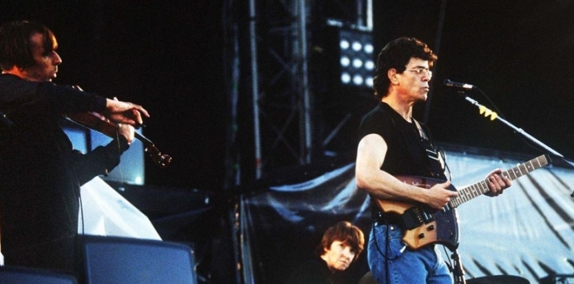 John Cale : Lou Reed et moi