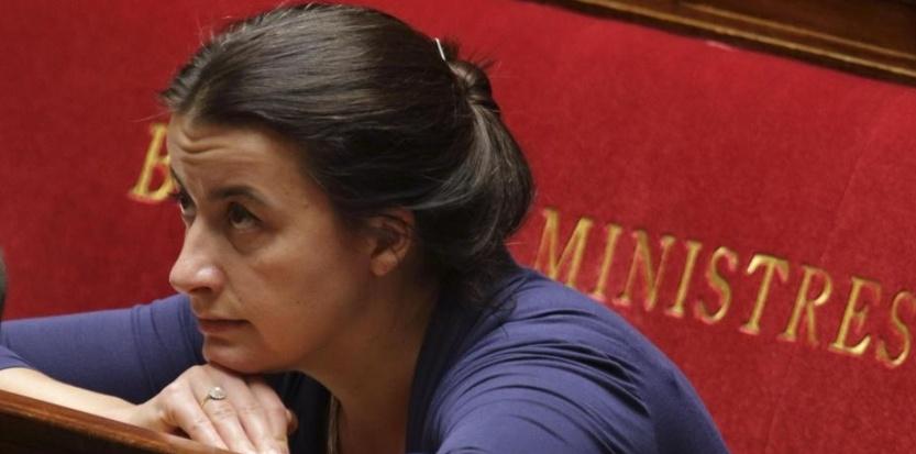 L'écologiste Cécile Duflot, ministre de l'Egalité des territoires et du Logement. Cécile Duflot