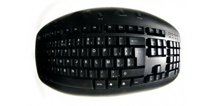 Un clavier d'ordinateur (Sipa)