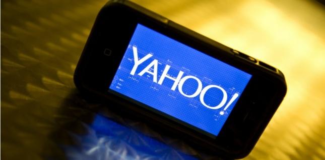 Yahoo (KAREN BLEIER / AFP)