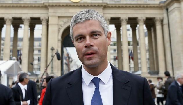 Laurent Wauquiez à l'Assemblée nationale le 19 juin 2012 (TRIBOUILLARD/AFP).