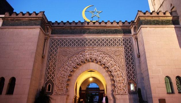 Illustration de la Grande mosquée de Paris, le 21 juillet 2012 (R.YAGHOBZADEH/SIPA).