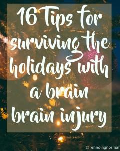 pin tips surviving holidays