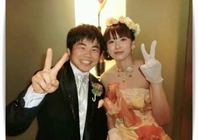 田中史朗と嫁智美