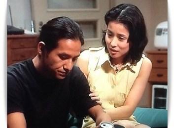 石田ゆり子と岡本健一