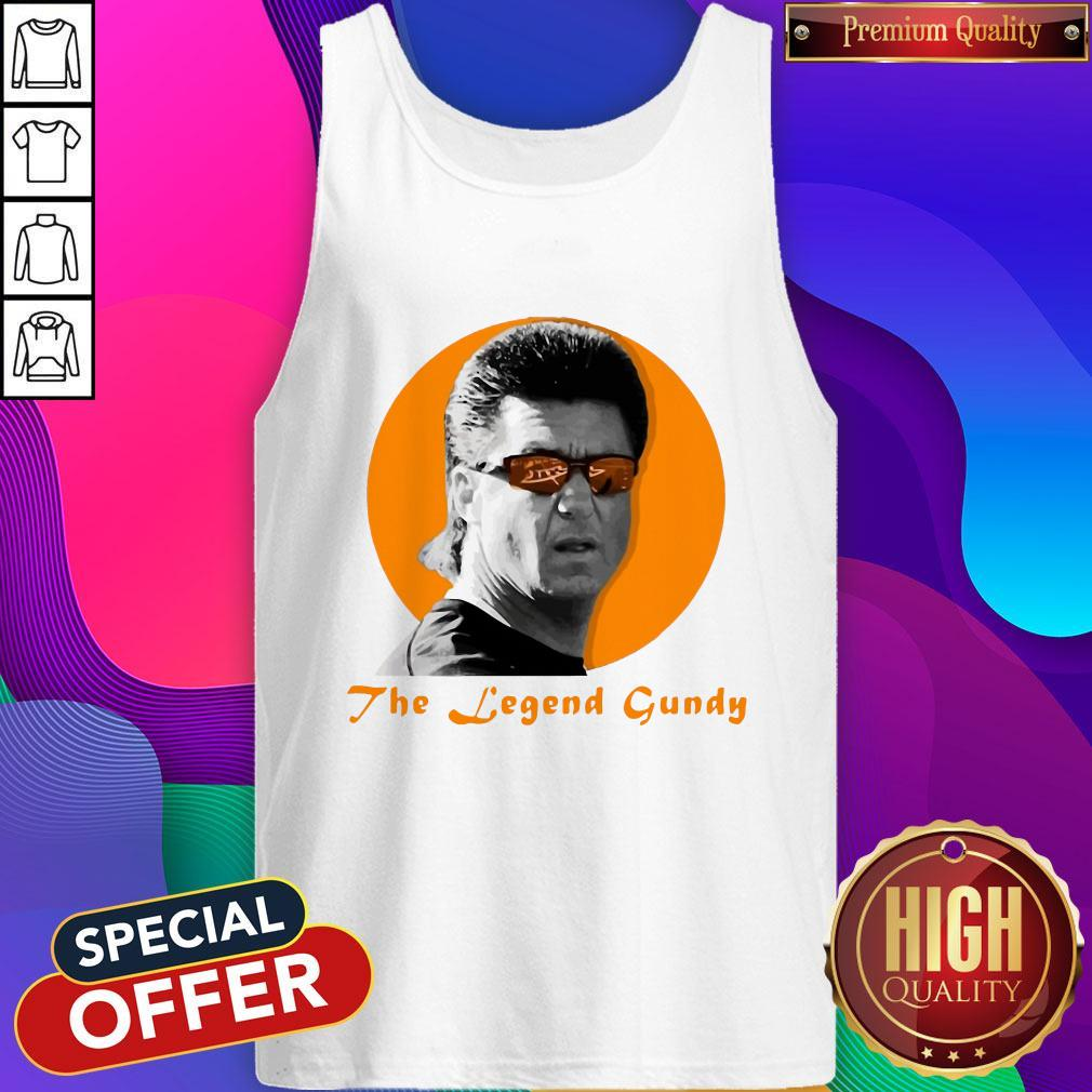 Official The Legend Gundy Tank Top