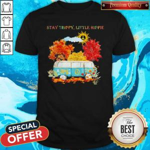 Wonderful I Like Stay Trippy Little Hippie Shirt