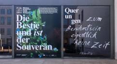 Fassade am Glastrakt des Württembergischen Kunstverein, Foto: WKV