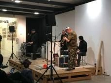 Konzert von ebbes/d., Foto: WKV