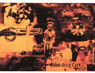 """Hard Rock Café"" 1984-85"