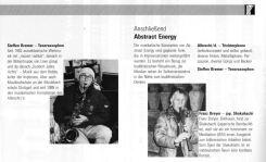"Ankündigung im Programm der ""Manufaktur"", Schorndorf, Januar 1992"