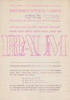 Aufruf Brief an Bode Wo ist Fluxus documenta 1968, Sammlung Decker