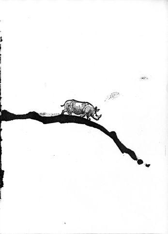 "Seite aus ""A Book For Susan"", 1994"