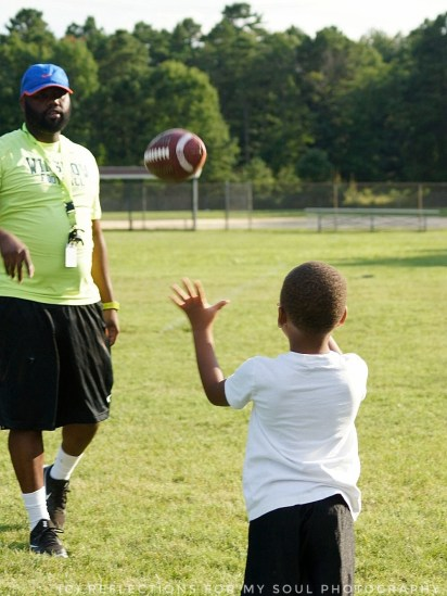 Catch with Coach Marcus