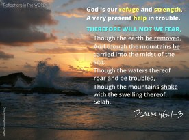 Psalms 46:1-3